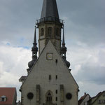alte Kirche in Weikersheim