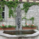 Brunnen in Weikersheim