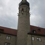 Turm Schloss Weikersheim