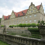 Ansicht Schloss Weikersheim