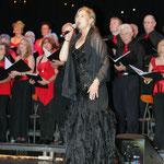 Greif nach den Sternen - Solistin Claudia Fiddicke