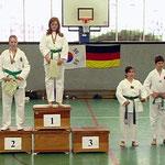 Irena Holtbur 2. Platz