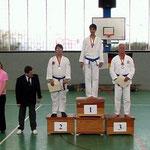 Abdulvahab 1. Platz und Christian Volkmann 2. Platz