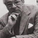 Josef Kaderka 1976 – das Bild stammt aus einer Fotoserie von Peter Zajacz