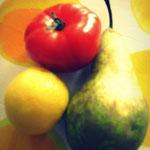 fruits du jardin