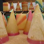 cônes de bougies