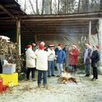 2001 Chlaushock Schopf Oberzeihen