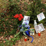 2014 Miesli, Peter Sutter stirbt 74 jährig, Beisetzung im Holzschopf Ueken