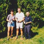 1999 die ersten drei