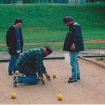 1997 2. Turnier Andra Klaus, Pady Kohler, Markus Reiman