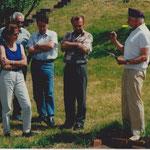 1998 Einweihung Bocciabahn der Gemeinderat