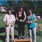 2000 Gewinnerin: Lupo Müller, Ruth Hänger, Geri Müller