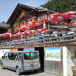 2011 Reise nach Davos