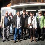 2009 Besuch der Aareschlucht