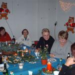 2008 Claushock bei Irene und Herbert