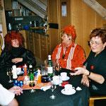 2002 Halloween bei Irene und Herbert