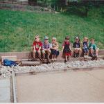 1999 Passivturnier, der Nachwuchs