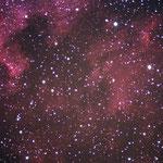 Nordamerika und Pelikan NGC 7000