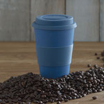 Coffee Cup Blue 15 euro