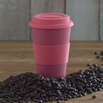 Coffee Cup Pink 15 euro