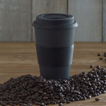 Coffee Cup Black 15 euro
