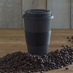 Coffee Cup Black 15 euro