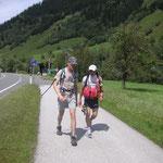 Im Raurisertal unterwegs nach Seidlwinkl