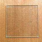ブロンズガラスはソーダガラスにも変更できます。