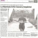 Presse Océan sports du 27 02