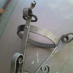 Décapage de la peinture sur métaux - Après