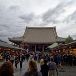 TEMPLE  SENSOJI - ASAKUSA TOKYO