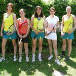 Unsere Damenmannschaft 2010