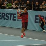 Fabio Fognini (Italien) - 1 Sieg, 1 Niederlage
