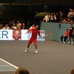 """Thomas Muster feiert Abschied vom """"großen Tennis"""""""