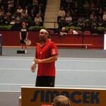 Marcos Baghdatis - 1 Sieg, 1 Niederlage