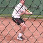 Aufschlag - Volley