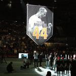Eine Legende lässt sich in der Wr. Stadthalle verewigen