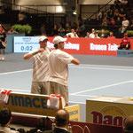 Die besten Doppelspieler aller Zeiten sind heuer in Wien: The Bryans