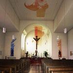 Innenraum mit Chor