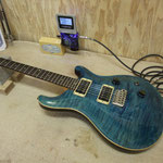 1992 ORIGINAL PRS GUITAR ROYAL BLUE