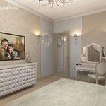 Дизайн шкафов в спальне