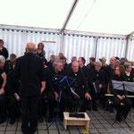 Mitwirkung im Festgottesdienst in Bolligen
