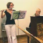 Flöte: Andrea Ferretti