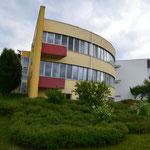 Die Nudelfabrik Alb Gold auf der Schwäbischen Alb.