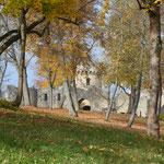 Herbststimmung auf dem Honberg.