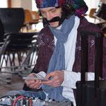 Kann ich den Schüler wirklich diese Hippiemusik zumuten?