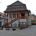 Das Rathaus in Freinsheim