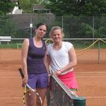 Halbfinale Damen Sina Eisemann vs Linda Tschoder