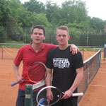 Finale Herren Michael Felber vs Nick Bromm