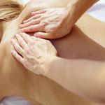 Cosmetic Vital - Rückenmassage